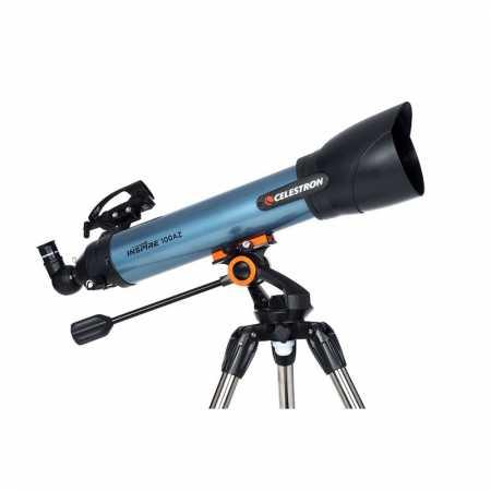 Hvezdársky ďalekohľad Celestron AC 100/660 AZ Inspire