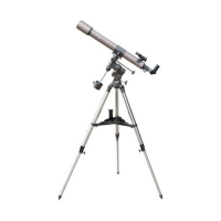 Hvězdářský dalekohled BresserAC 70/900 Lyra EQ-Sky