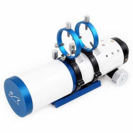 Apochromatický refraktor William Optics 71/350 WO-Star 71 Blue OTA