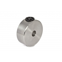 "Baader Planetarium 6kg CDP-counterweight for GM 1000 stainless steel (V2A), incl. 1/4"" photo thread"