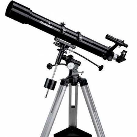 Hvezdársky ďalekohľad Sky-Watcher AC 80/900 EQ-2 45°/90 °