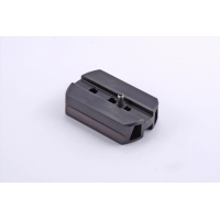 Baader Planetarium dovetail (Length= 70 mm) , custom-made for the Zeiss Diascope / Leica spotting scopes