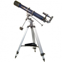 Hvezdársky ďalekohľad Levenhuk AC 90/900 Strike 900 PRO EQ2
