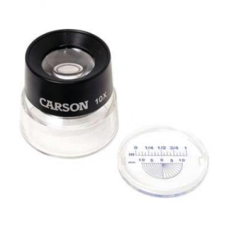 Zväčšovacie sklo Carson LL-20/LL-10 LumiLoupe 10x