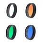 """Súprava filtrov Astronomik 1.25"""" LRGB"""