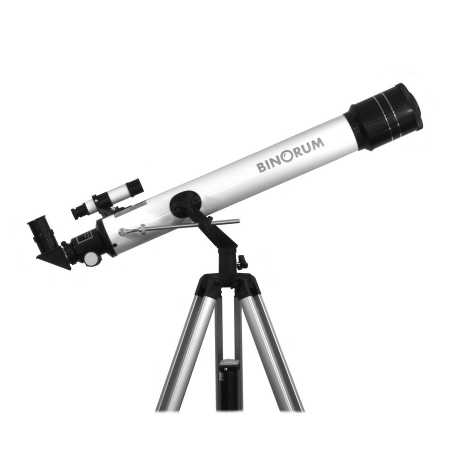 Hvezdársky ďalekohľad Binorum Perfect 70/700 AZ2
