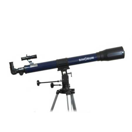 Hvezdársky ďalekohľad Binorum Advantage 70/900 AZ3-EQ