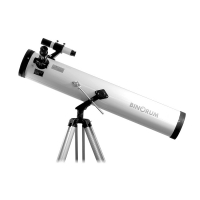 Hvezdársky ďalekohľad Binorum Explorer 114/900 AZ2