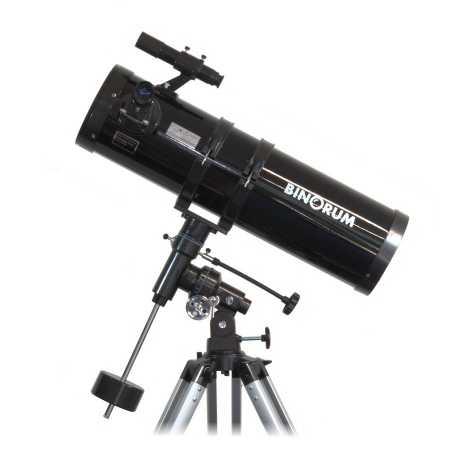 Hvezdársky ďalekohľad Binorum Expression 150/750 EQ3