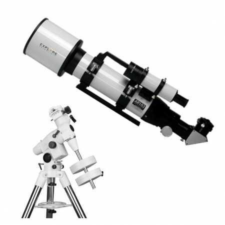 """Hvezdársky ďalekohľad Explore Scientific AR 102/660 EQ5 - <span class=""""red"""">Pouze tubus s příslušenstvím, bez montáže, bez stativu</span>"""