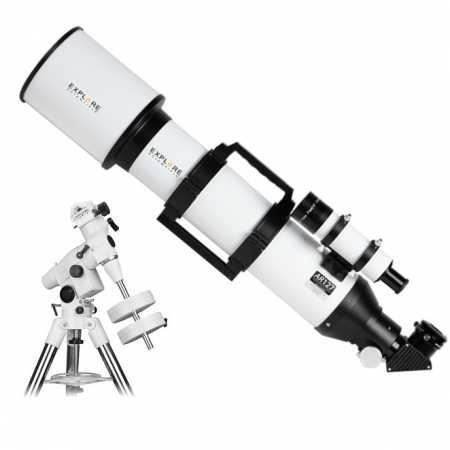 Hvezdársky ďalekohľad Explore Scientific AR 127/825 EQ5