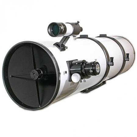 """Hvězdářský dalekohled GSO 254/1250 Newton 2"""" Crayford 1:10 OTA"""