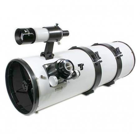Hvězdářský dalekohled GSO 200/1000 Newton 2″ Crayford 1:10 OTA